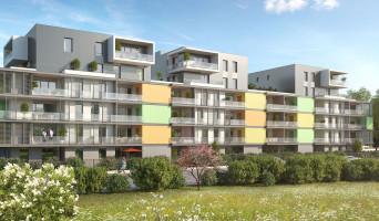 Saint-Genis-Pouilly programme immobilier neuve « Graphik » en Loi Pinel  (2)