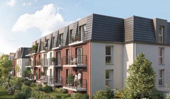 Marcq-en-Barœul programme immobilier rénové « Up'Side » en loi pinel