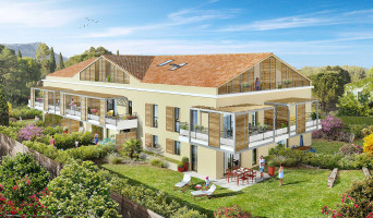Toulon programme immobilier neuf « L'Equinoxe