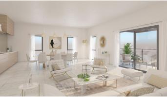 Toulon programme immobilier neuve « L'Equinoxe » en Loi Pinel  (2)