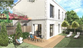 Mérignac programme immobilier neuve « Les Charmes de Carnot »