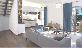 Mérignac programme immobilier neuve « Les Charmes de Carnot »  (2)