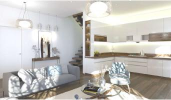 Mérignac programme immobilier neuve « Les Charmes de Carnot »  (3)