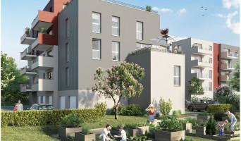 Metz programme immobilier rénové « Plénitude » en loi pinel