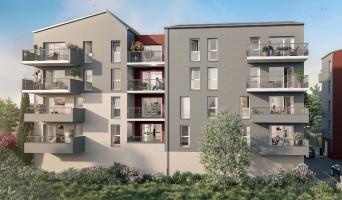 Metz programme immobilier neuve « Plénitude » en Loi Pinel  (2)