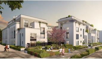 Chessy programme immobilier neuve « Rhapsody In Blue » en Loi Pinel  (2)