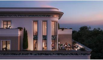 Chessy programme immobilier neuve « Rhapsody In Blue » en Loi Pinel  (3)