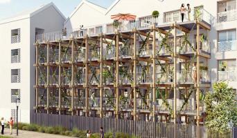 Pierrefitte-sur-Seine programme immobilier rénové « Opaline » en loi pinel