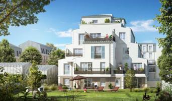Franconville programme immobilier neuve « Le Quatuor » en Loi Pinel  (2)