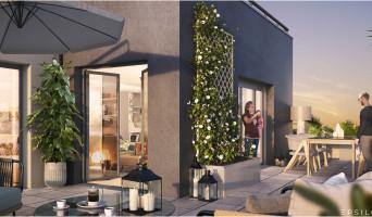Clermont-Ferrand programme immobilier neuf « Résonance » en Loi Pinel