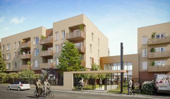 Béthune programme immobilier neuve « La Flânerie »  (2)
