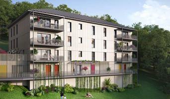 Herserange programme immobilier neuve « La Canopée »