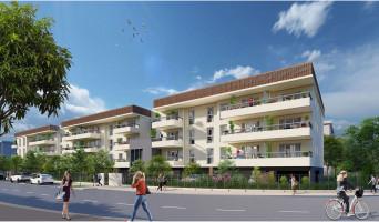 Arles programme immobilier rénové « Couleurs du sud » en loi pinel