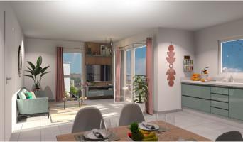 Arles programme immobilier neuve « Couleurs du sud » en Loi Pinel  (2)