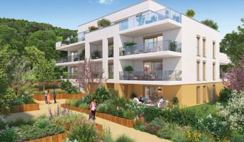 Saint-Cyr-au-Mont-d'Or programme immobilier neuf « La Cerisaie » en Loi Pinel