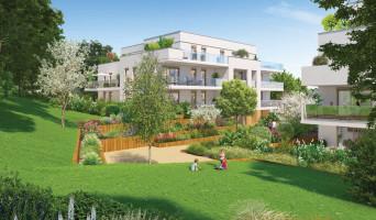 Saint-Cyr-au-Mont-d'Or programme immobilier neuve « La Cerisaie » en Loi Pinel  (2)