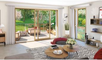 Saint-Cyr-au-Mont-d'Or programme immobilier neuve « La Cerisaie » en Loi Pinel  (5)