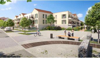 Vaux-le-Pénil programme immobilier neuve « Villa des Ormessons »