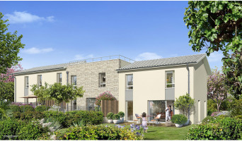 Toulouse programme immobilier neuve « Cosy » en Loi Pinel  (2)