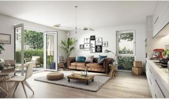 Toulouse programme immobilier neuve « Cosy » en Loi Pinel  (3)