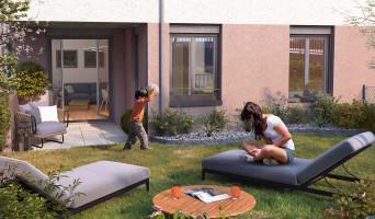 Neuville-sur-Saône programme immobilier rénové « Les Oréades » en loi pinel