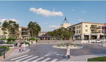Roquefort-les-Pins programme immobilier rénové « Résidence n°219518 » en loi pinel
