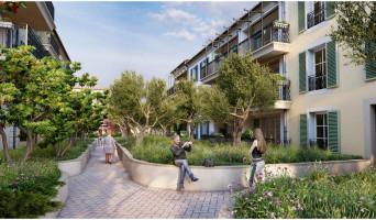 Roquefort-les-Pins programme immobilier neuve « Programme immobilier n°219518 » en Loi Pinel  (2)