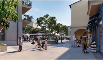Roquefort-les-Pins programme immobilier neuve « Programme immobilier n°219518 » en Loi Pinel  (5)
