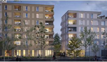 Nantes programme immobilier neuve « Baccara » en Loi Pinel  (2)