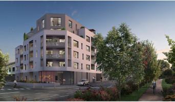 Nantes programme immobilier neuve « L'Exeption - Nue-Propriété »