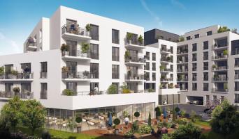 Brest programme immobilier neuf « Villa Beausoleil »