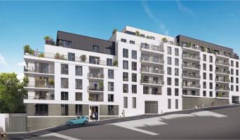 Brest programme immobilier neuve « Villa Beausoleil »  (2)