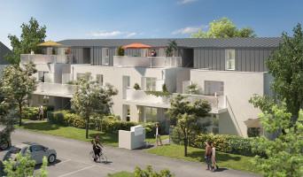 Sainte-Luce-sur-Loire programme immobilier neuf « Les Rives de Luce » en Loi Pinel