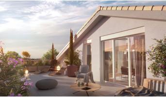 Saint-Priest programme immobilier rénové « Imagin » en loi pinel