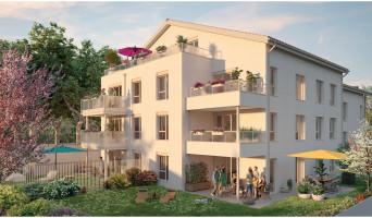 Saint-Priest programme immobilier neuve « Imagin » en Loi Pinel  (2)