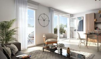 Villeurbanne programme immobilier neuve « Ceur Balzac » en Loi Pinel  (2)