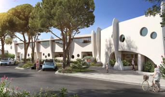 La Grande-Motte programme immobilier neuve « Nymphéa »  (2)