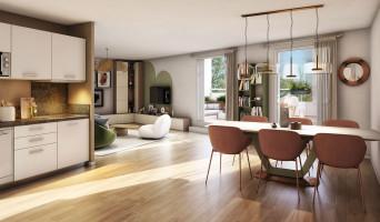 La Grande-Motte programme immobilier neuve « Nymphéa »  (4)