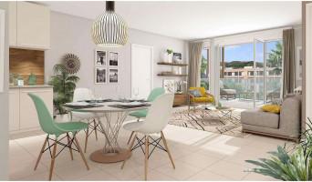Saint-Laurent-du-Var programme immobilier rénové « Villa 49 » en loi pinel