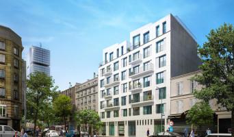 Clichy programme immobilier neuve « Broadway » en Loi Pinel  (2)