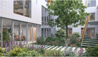 Montpellier programme immobilier neuf « Campus Millenium 2