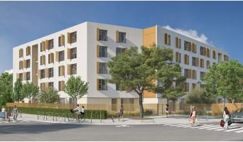 Montpellier programme immobilier neuve « Campus Millenium 2 »  (2)