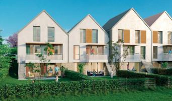 Magny-le-Hongre programme immobilier rénové « Green Alley » en loi pinel