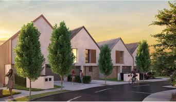 Magny-le-Hongre programme immobilier neuve « Green Alley » en Loi Pinel  (2)