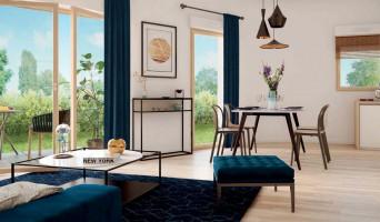 Magny-le-Hongre programme immobilier neuve « Green Alley » en Loi Pinel  (4)