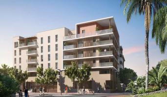 Fréjus programme immobilier rénové « Villa Gabrielle » en loi pinel