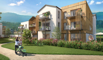 Rumilly programme immobilier neuf « Ocarina » en Loi Pinel
