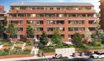 Toulouse programme immobilier rénové « Le Miranda » en loi pinel