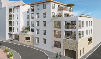 Bourgoin-Jallieu programme immobilier neuve « Interstice » en Loi Pinel