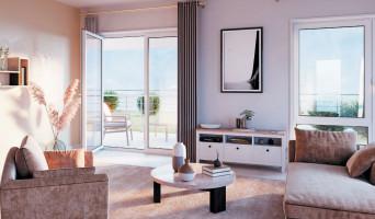 Bourgoin-Jallieu programme immobilier neuve « Interstice » en Loi Pinel  (2)